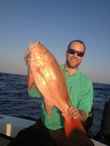 Marathon Florida Red Fish