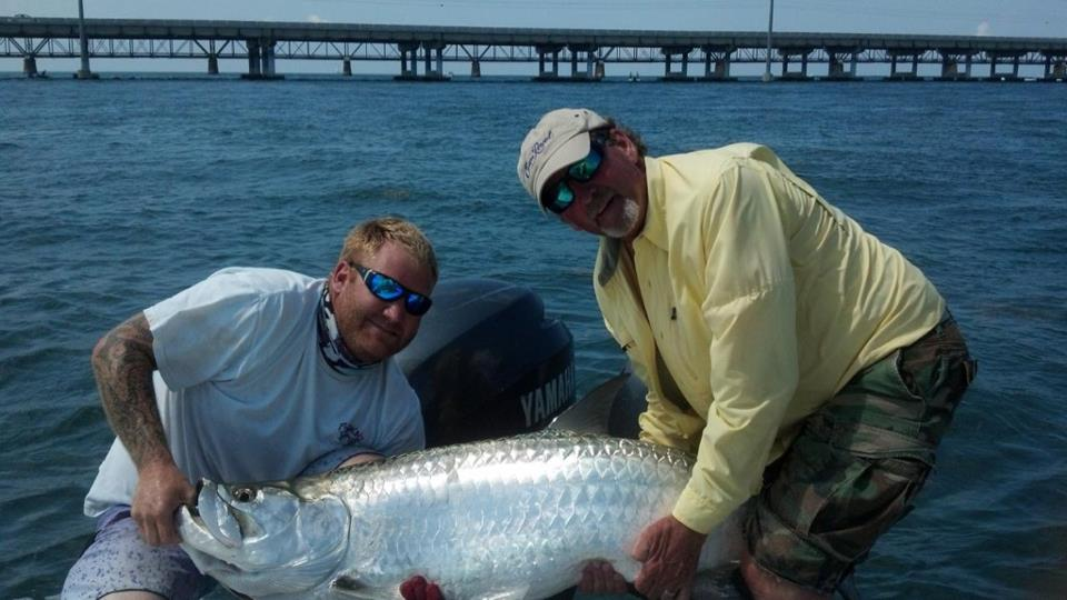 Marathon Florida Keys Tarpon Fishing